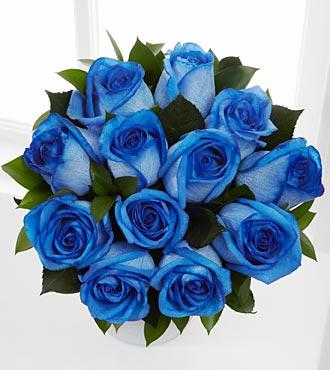 Mavi El Buketi